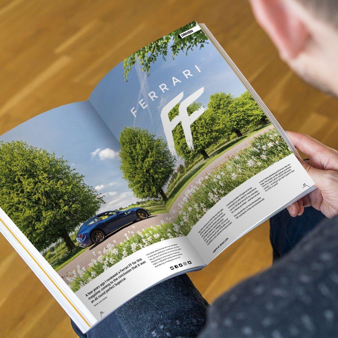 Supercar Driver Magazine
